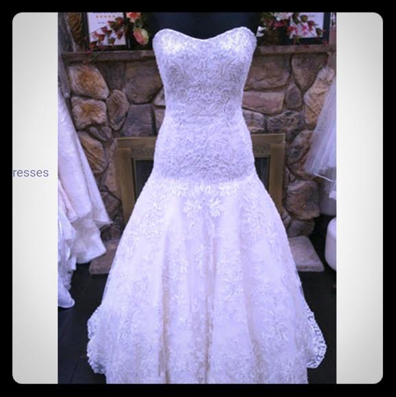 Bonny Essence Bridal Gown Nwt